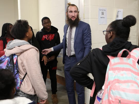 Rethinking detention: Howard High tests new, more engaging approach to student discipline